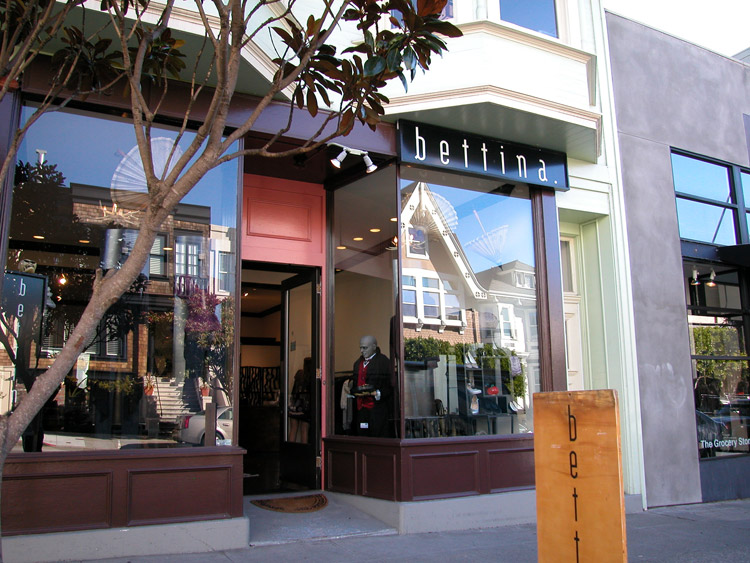 Chic Shoes Store In California Bay Area