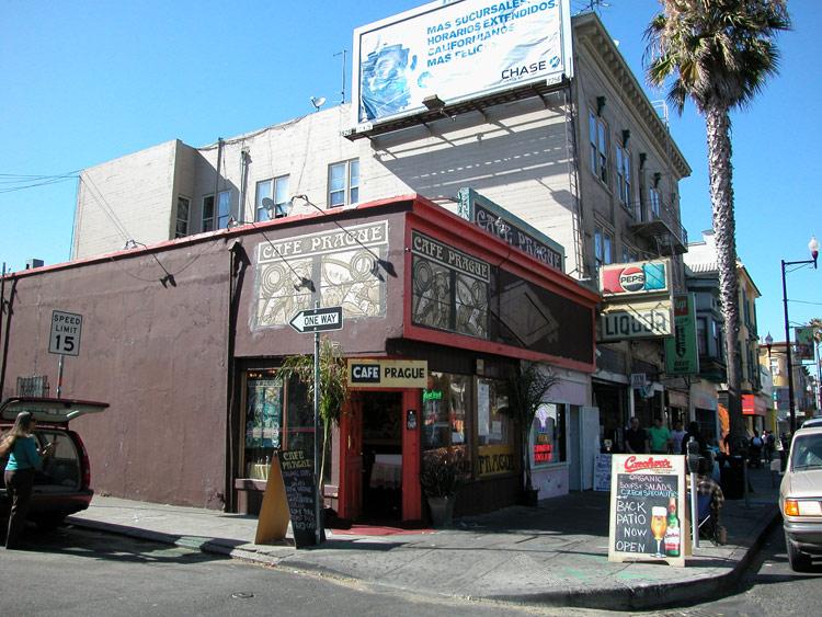 Restaurant Near Clarion Alley