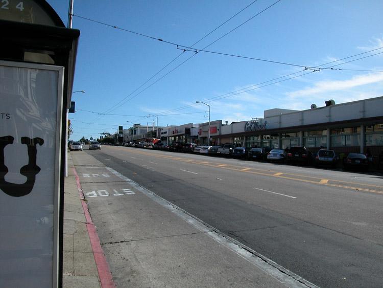 Sacramento Street Shopping Mesmerizing San Francisco
