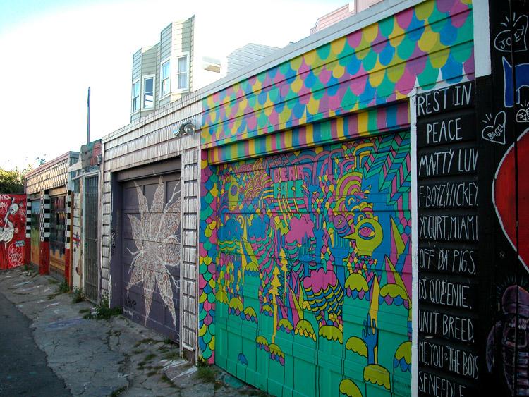 Mission Valencia Street San Francisco Neighborhoods