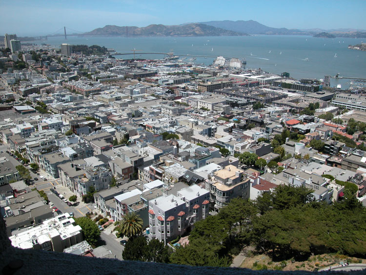 Telegraph Hill San Francisco Neighborhoods