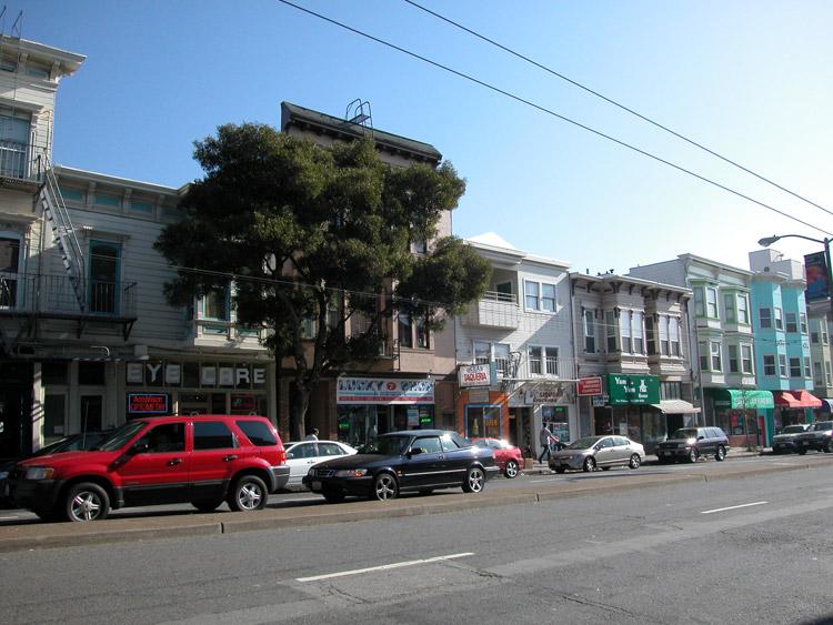 divisadero street   san francisco neighborhoods