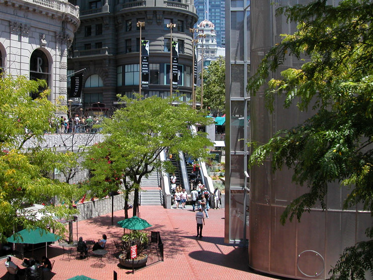 Union Square - Theater District : San Francisco Neighborhoods