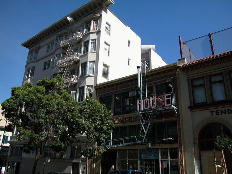 Tenderloin San Francisco Neighborhoods