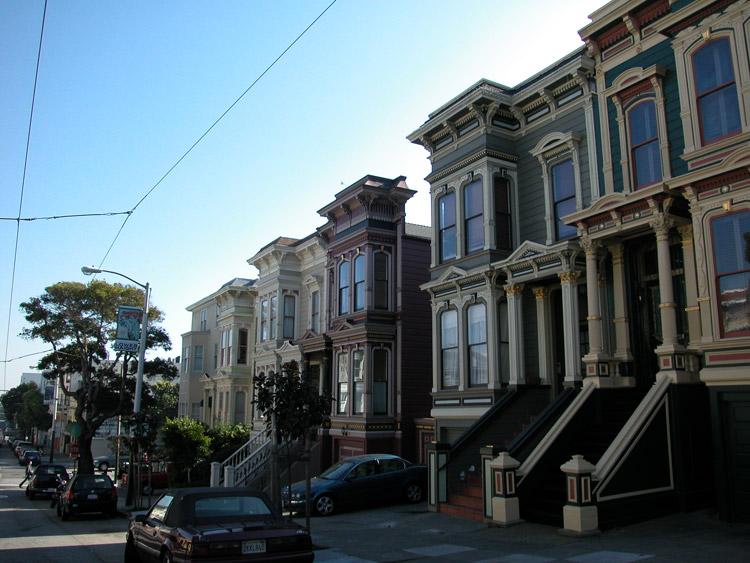 Restaurants Upper Haight San Francisco