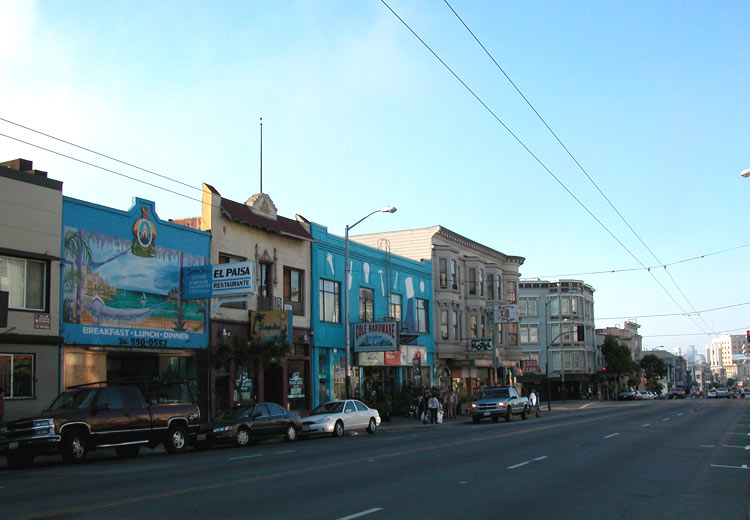 Restaurants Near  Mission Street San Francisco