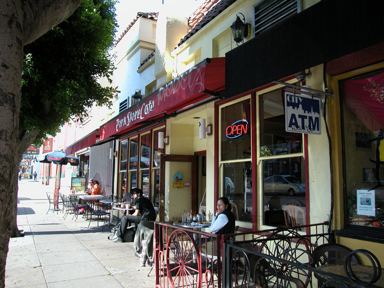 Restaurants Near Th And Mission Bart