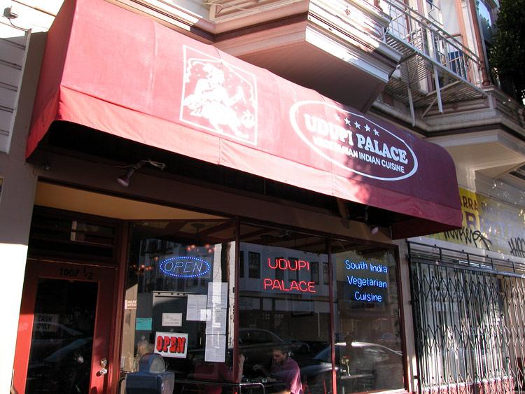 Mission valencia street san francisco neighborhoods - Vegetarian restaurant valencia ...