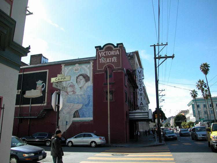 Mission - 16th Street : San Francisco Neighborhoods