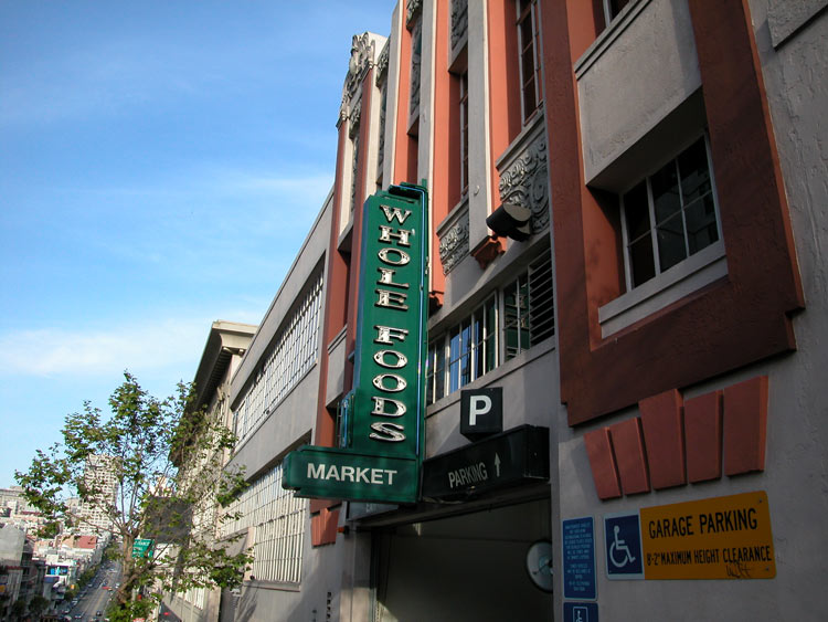Whole Foods Near Civic Center