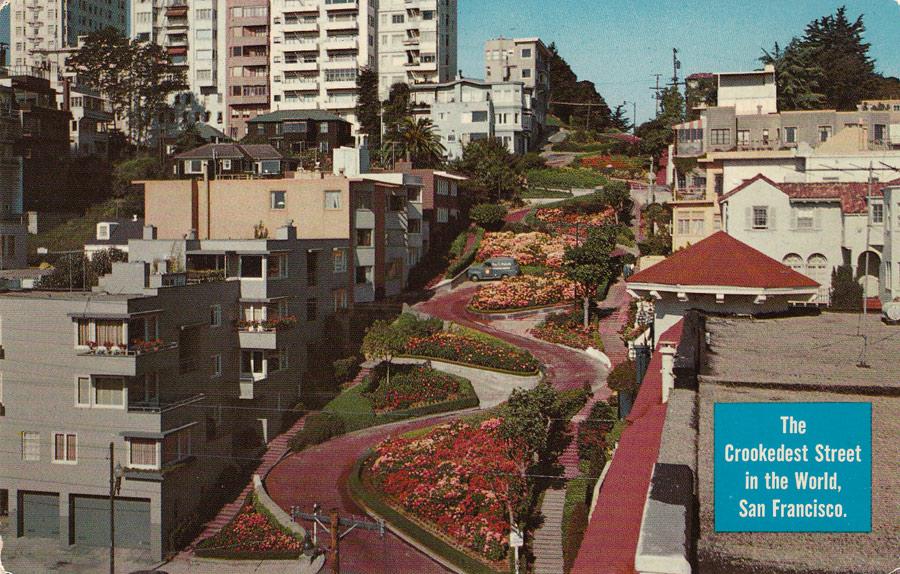 lombard street photos